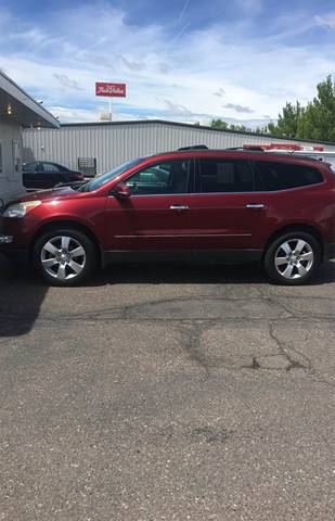 2010 Chevrolet Traverse for sale at Major Motors in Twin Falls ID
