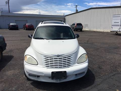 2003 Chrysler PT Cruiser for sale at Major Motors in Twin Falls ID