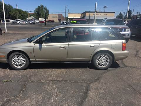 1999 Saturn S-Series for sale at Major Motors in Twin Falls ID