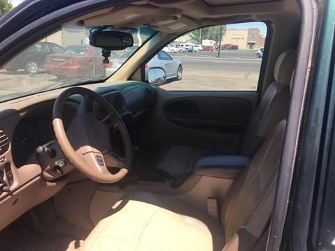 2004 Chevrolet TrailBlazer EXT for sale at Major Motors in Twin Falls ID