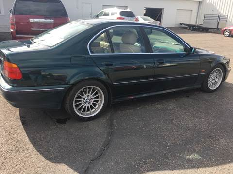 1998 BMW 5 Series for sale at Major Motors in Twin Falls ID