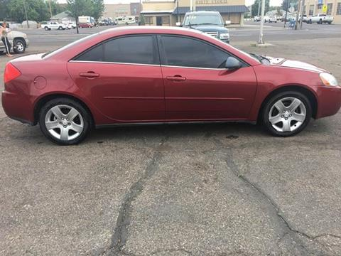 2008 Pontiac G6 for sale at Major Motors in Twin Falls ID