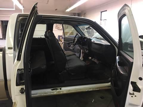 1999 Chevrolet Silverado 1500 for sale at Major Motors in Twin Falls ID