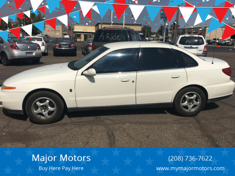 2001 Saturn L-Series for sale at Major Motors in Twin Falls ID