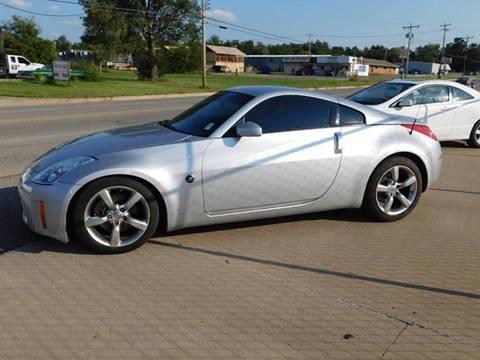 2006 Nissan 350Z for sale in Oklahoma City, OK