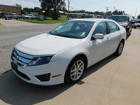 2010 Ford Fusion for sale in Oklahoma City, OK