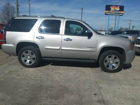 2007 Gmc Yukon For Sale In Oklahoma