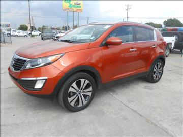 2011 Kia Sportage for sale in Oklahoma City, OK