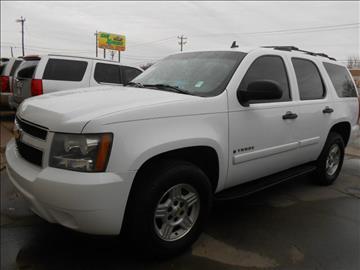 2007 Chevrolet Tahoe for sale in Oklahoma City, OK