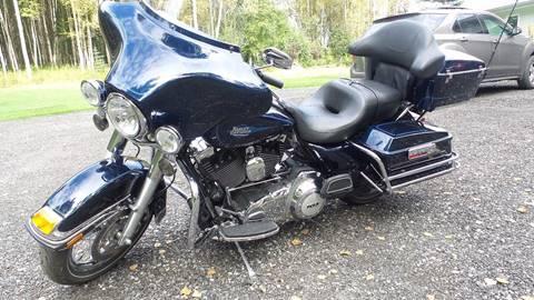 2013 Harley-Davidson FLHTC Electra Glide for sale in Wasilla, AK