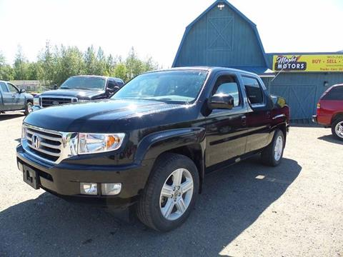 2012 Honda Ridgeline for sale in Wasilla, AK