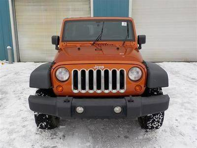 2011 Jeep Wrangler Unlimited for sale in Wasilla, AK