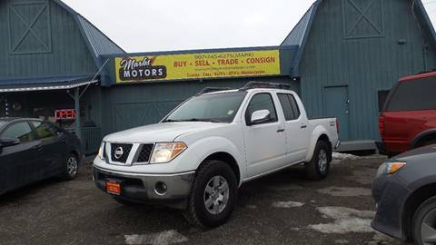 2005 Nissan Frontier for sale in Wasilla, AK