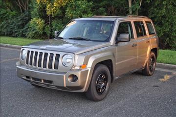 2008 Jeep Patriot for sale in Fredericksburg, VA