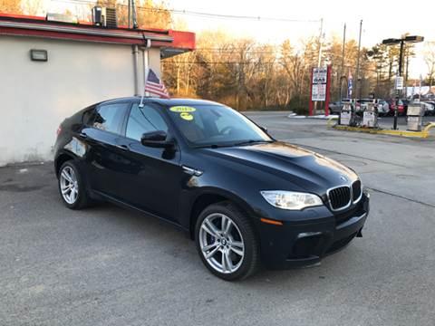2013 BMW X6 M for sale in West Bridgewater, MA