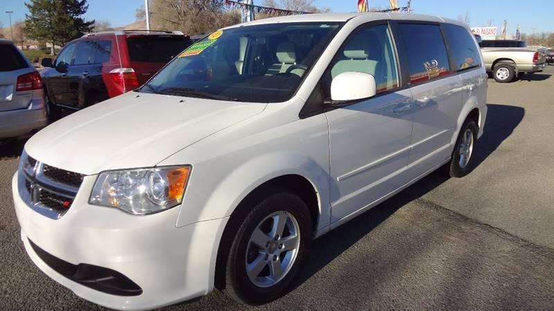 2012 Dodge Grand Caravan Sxt In Carson City Nv Budget Auto Sales