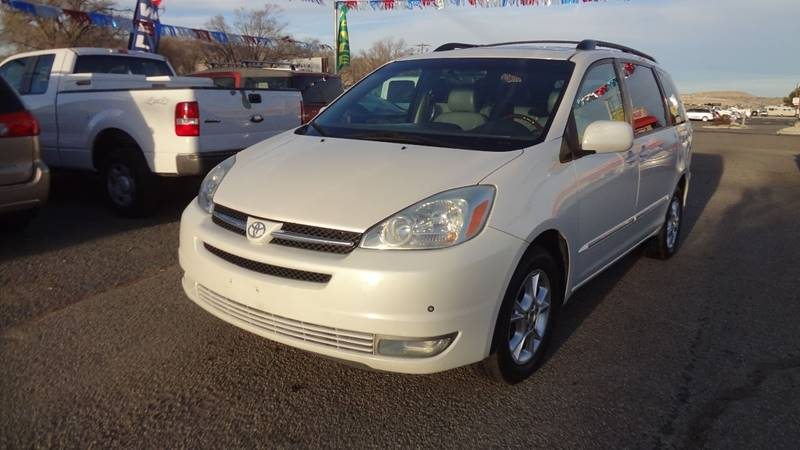 2005 Toyota Sienna For Sale At Budget Auto Sales In Carson City NV
