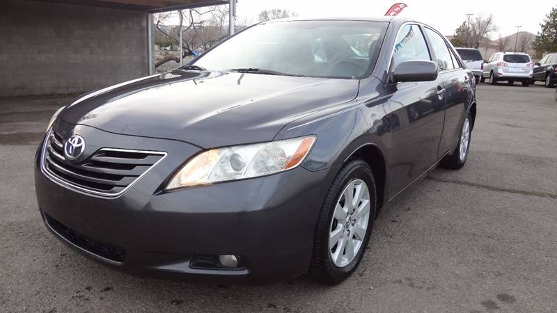 2009 Toyota Camry For Sale At Budget Auto Sales In Carson City NV