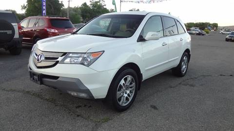 Used Acura MDX For Sale In Nevada Carsforsalecom - 2007 acura mdx used