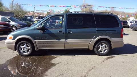 1997 Pontiac Trans Sport for sale in Carson City, NV