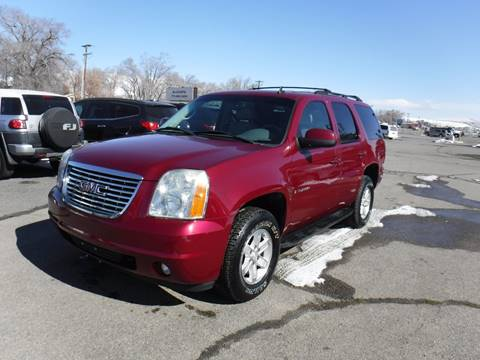 2007 GMC Yukon for sale in Carson City, NV