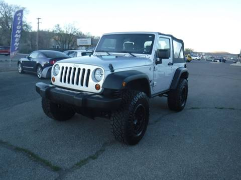 Carson City Jeep >> Jeep Wrangler For Sale In Carson City Nv Budget Auto Sales