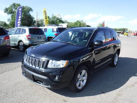 2012 Jeep Compass for sale in Carson City, NV