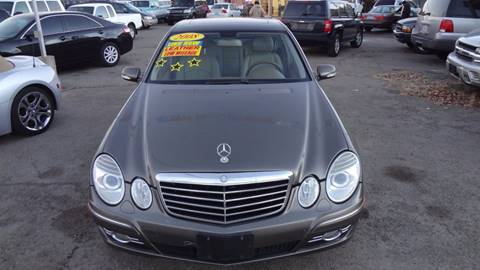 2008 Mercedes-Benz E-Class for sale in Carson City, NV