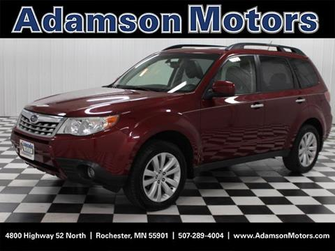 2013 Subaru Forester for sale in Rochester MN