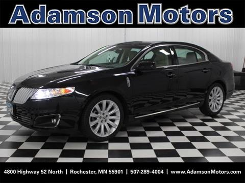 2010 Lincoln MKS for sale in Rochester MN