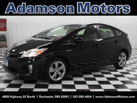 2013 Toyota Prius for sale in Rochester MN
