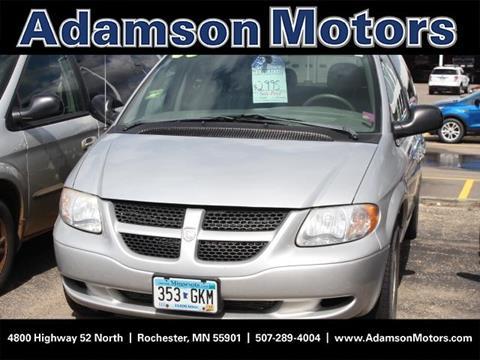 2003 Dodge Grand Caravan for sale in Rochester MN