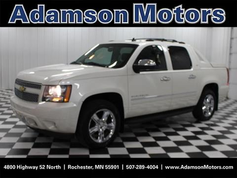 2011 Chevrolet Avalanche for sale in Rochester MN
