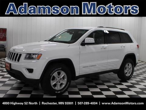 2015 Jeep Grand Cherokee for sale in Rochester MN