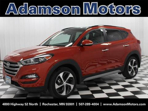2017 Hyundai Tucson for sale in Rochester MN