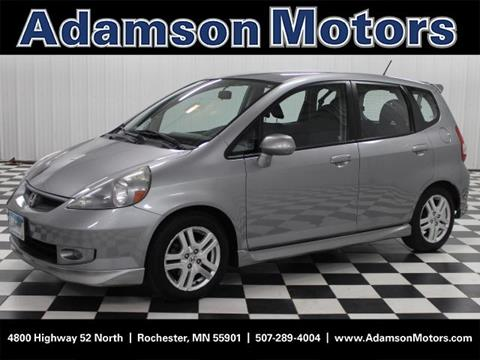 2007 Honda Fit for sale in Rochester MN