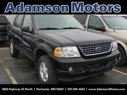 2005 Ford Explorer for sale in Rochester MN