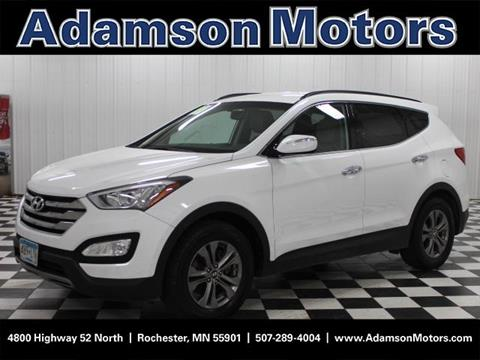 2013 Hyundai Santa Fe Sport for sale in Rochester MN