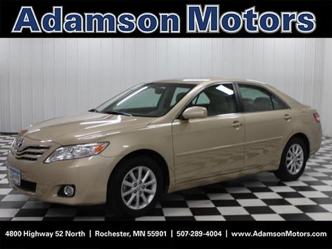 2011 Toyota Camry for sale in Rochester MN