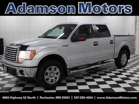 2011 Ford F-150 for sale in Rochester MN