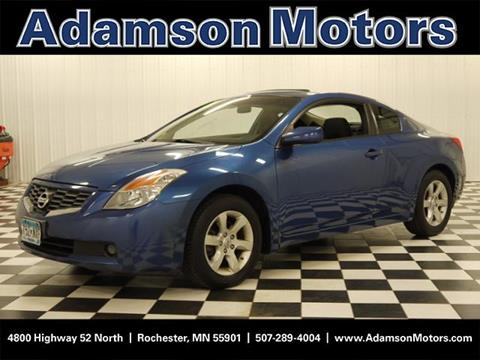 2008 Nissan Altima for sale in Rochester MN