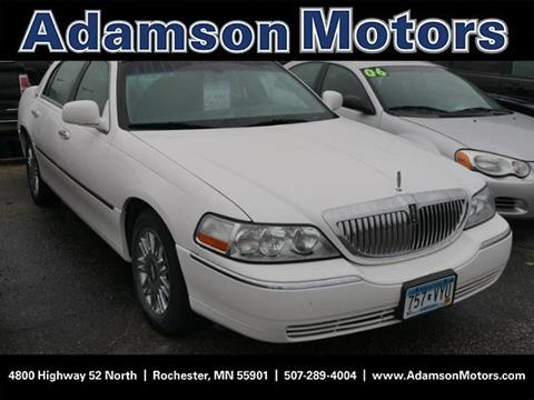 2009 Lincoln Town Car for sale in Rochester, MN