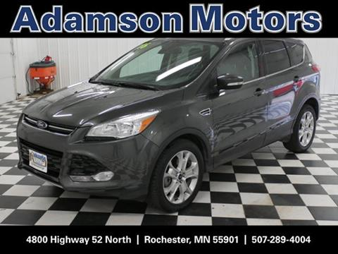 Ford for sale in rochester mn for Adamson motors rochester mn
