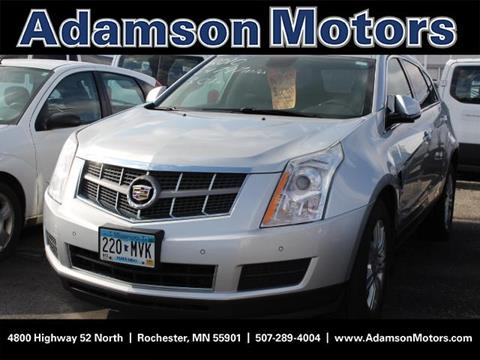 2010 Cadillac SRX for sale in Rochester, MN