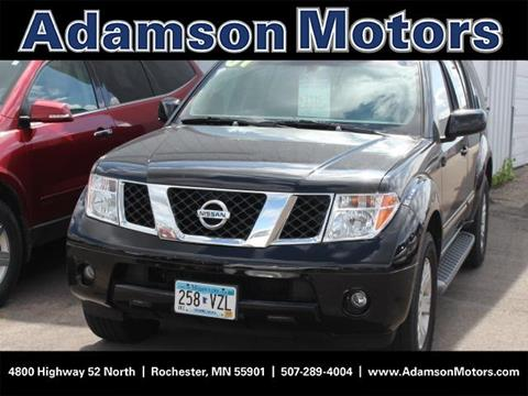 2007 Nissan Pathfinder for sale in Rochester, MN