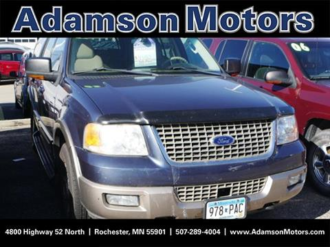 2003 Ford Expedition for sale in Rochester, MN