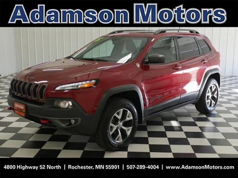 2015 Jeep Cherokee for sale in Rochester MN