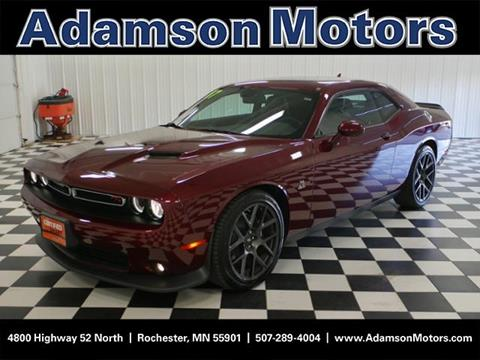 2017 Dodge Challenger for sale in Rochester, MN