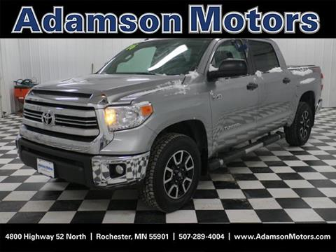 Toyota for sale in rochester mn for Adamson motors rochester mn
