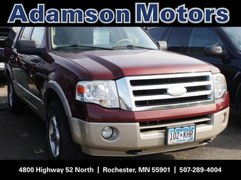 Ford expedition for sale in rochester mn for Adamson motors rochester mn